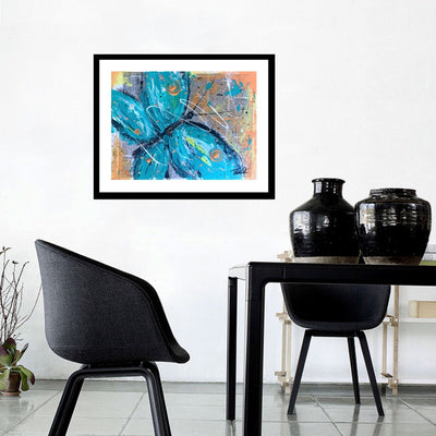 Butterfly Set of 3 -Prints - TatianaCast