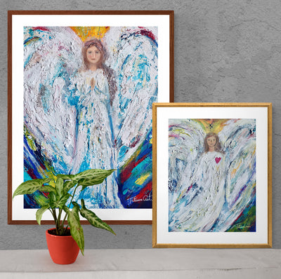 Angel of Hope - Prints