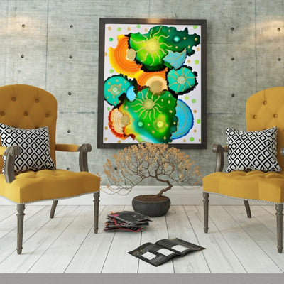 Nature's Graphic 1-Limited Edition-Framed - TatianaCast
