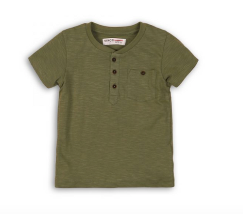 Army Henley Tee