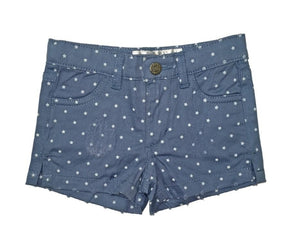 Distressed Star Seeker Shorts