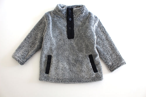 Snowy Pullover