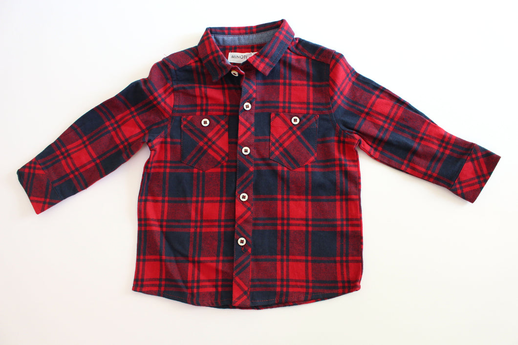 Jackson Plaid Shirt
