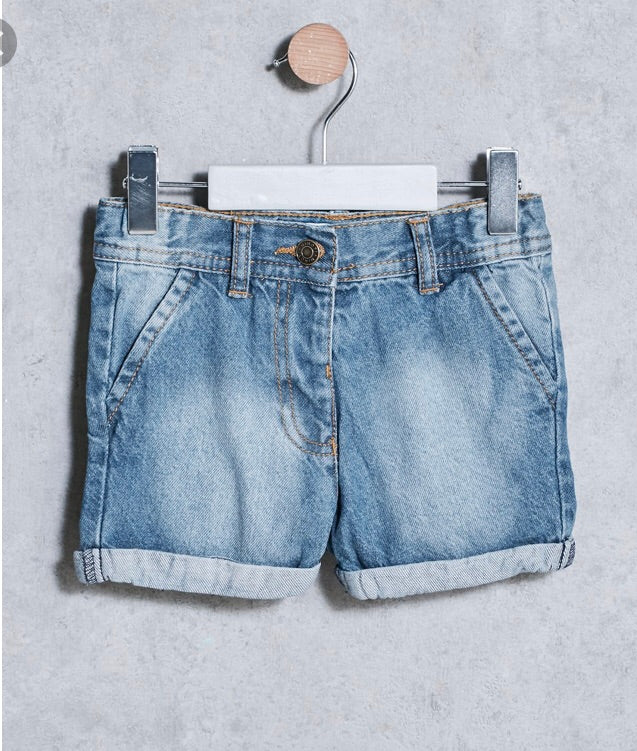 Riviera Denim Shorts