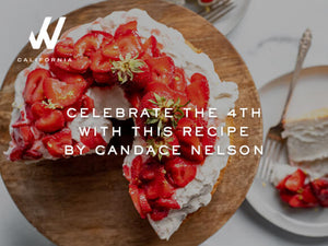 CELEBRATE THE 4th WITH THIS RECIPE BY CANDACE NELSON