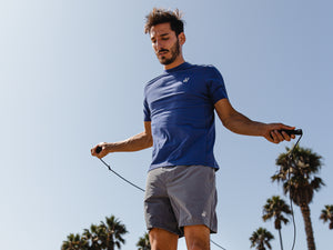 What to Wear With Men's Workout Shorts