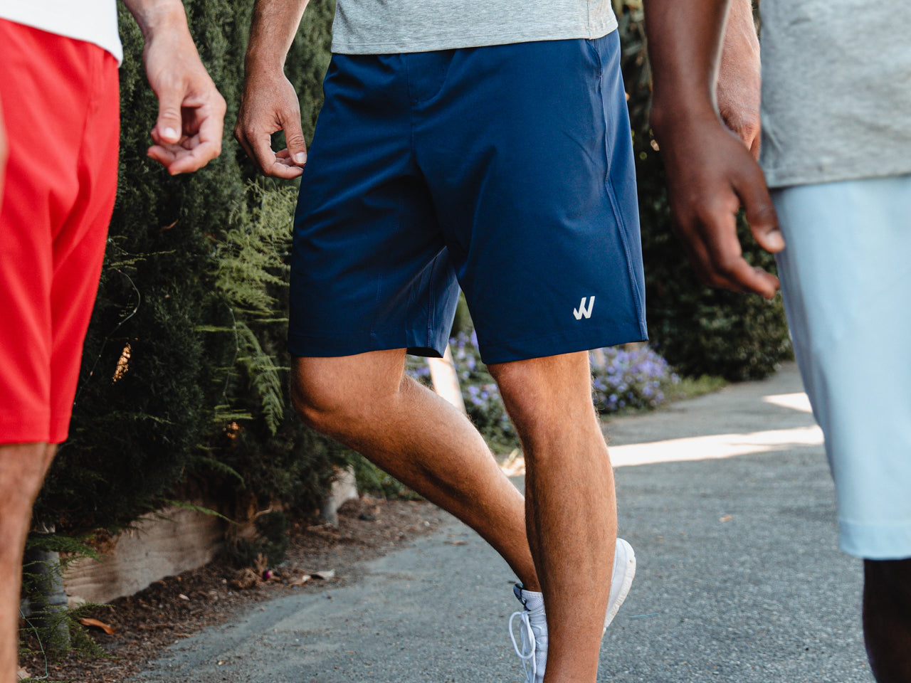 What to Wear With Workout Shorts