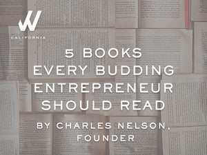5 Books Every Budding Entrepreneur Should Read