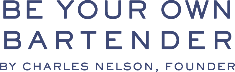 Be Your Own Bartender by Charles Nelson, Founder