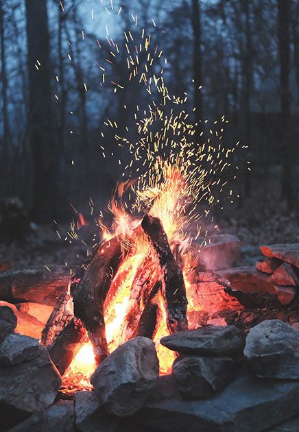Campfire (Photo by Timothy Meinberg)