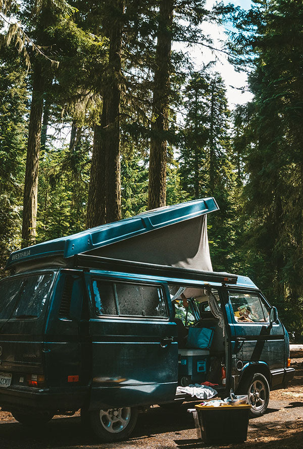 Car camping (Photo by Aiden Bowen)