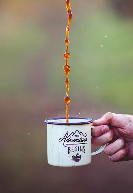 Coffee pouring (Photo by Thom Holmes)