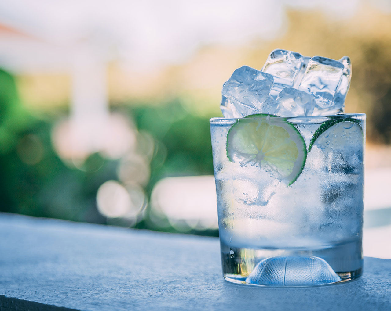 Gin: a fabulous, flavorful and fascinating liquor.  (Photo by Vlad Tchompalov)