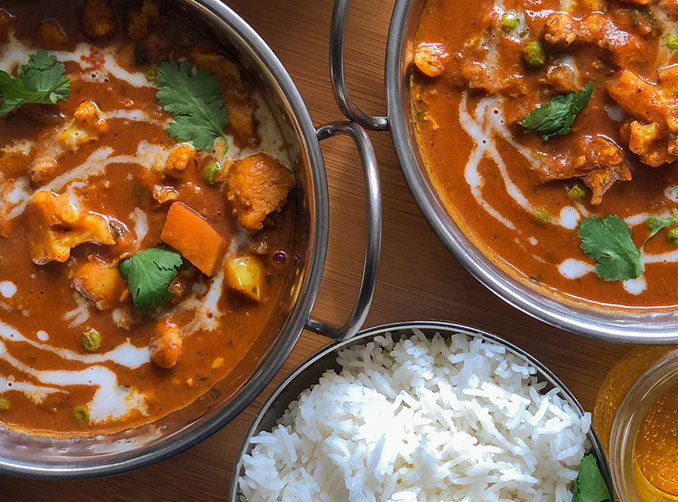 Curries  (photo: Andy Hay)