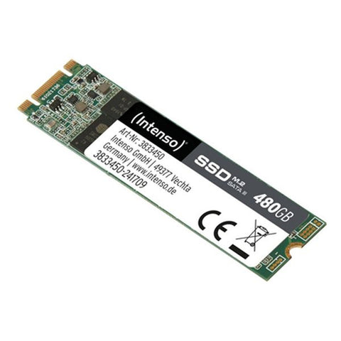 INTENSO 3833450 480 GB SSD 2.5'''' SATA III