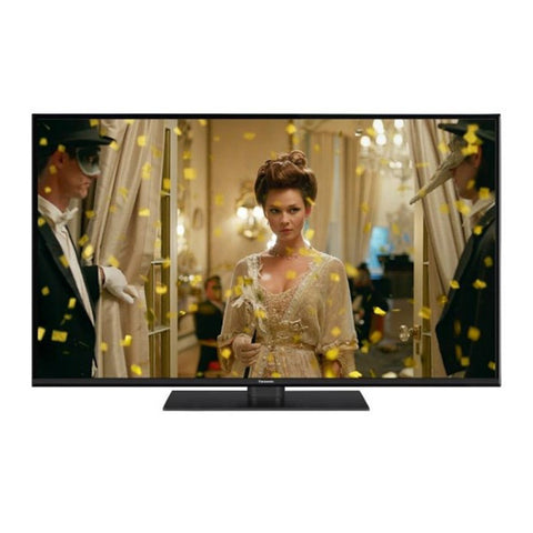 Panasonic Corp. TX43FX550E 43'''' 4K Ultra HD LED HDR WIFI Schwarz
