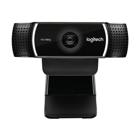 Logitech C922 HD 1080p Streaming Stativ Schwarz
