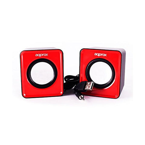 Mini-approx! MAUA200161 APPSPX1R 2.0 5W RMS Rot PC