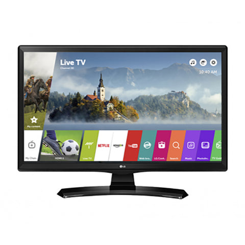 "LG 28MT49SPZ 28"" HD Ready IPS LED USB x 1 HDMI x 1 Wifi Schwarz"