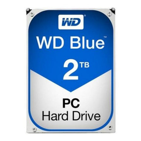 Western Digital Blue Interne 2000 GB Serial ATA III