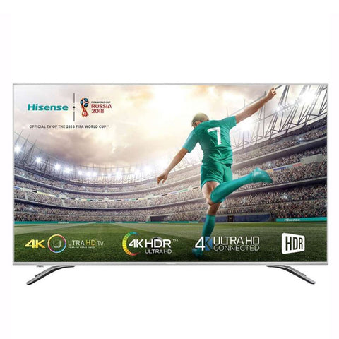 "Smart TV Hisense 43A6500 43"" LED 4K Ultra HD WIFI Silber"