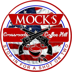Mock's Crossroads Coffee Mill