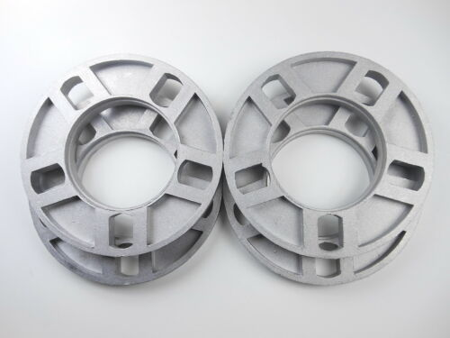 (4) 5X4.5 FORD MUSTANG 1/2 INCH WHEEL SPACERS 5X114.3 COBRA, GT, 5.0