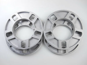 (4) 5X4.5 JEEP WRANGLER CHEROKEE 1/2 INCH WHEEL SPACERS 5X114.3 HALF INCH
