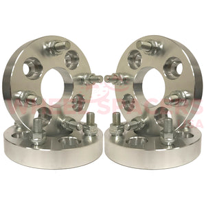 4x114.3 Honda Wheel Spacers With 12x1.5 Studs For Honda Accord Prelude Mini Van 4x4.5