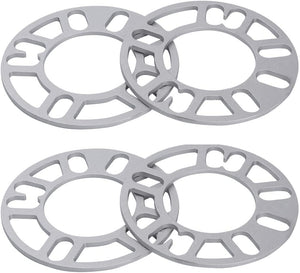 "4 Wheel Spacers 3Mm 1/8"" For All 4X100 4X4.5 5X4.75 5X4.25 5X112 5X4.5 5X120 5X5 Vehicles"