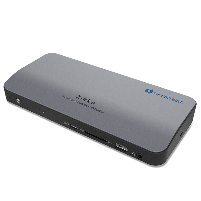 Thunderbolt 3 Docking Station (M-TBD185)