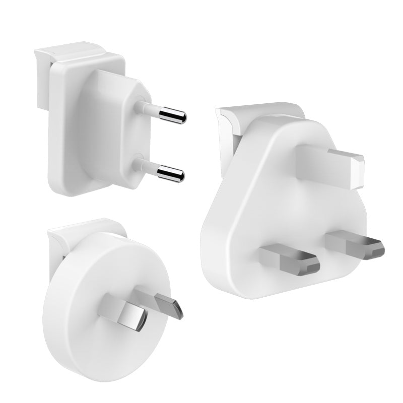 eLUGGAGE L Worldwide Travel Smart Adaptor USB 57W (EL200) - eLUGGAGE L Worldwide Travel Smart Adaptor USB 57W (EL200) - Zikko