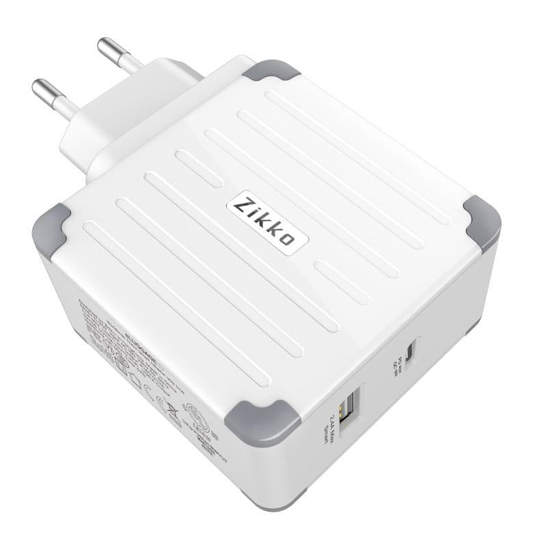 eLUGGAGE L Worldwide Travel Smart Adaptor USB 57W (EL200)