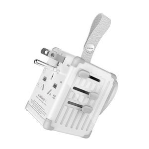 eLUGGAGE X Worldwide Travel Smart Adaptor USB 42W (EX300)