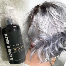 Load image into Gallery viewer, SNT-0054 Silver hair shampoo
