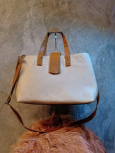 Load image into Gallery viewer, TBF-0001 Beige tote