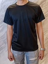 Load image into Gallery viewer, Black drifit shirt
