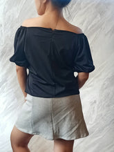 Load image into Gallery viewer, CMW-2946 Commonwear offshoulder