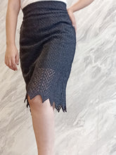 Load image into Gallery viewer, ELE-0231 Lace long skirt