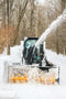 EZ Snow-Away-Commercial Standard Flow Hydraulic Snowblower-Starting @ $288/Month