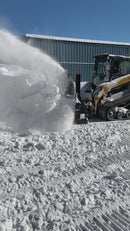 Quick Snow-Away 2420- Commercial High Flow Hydraulic Snowblower