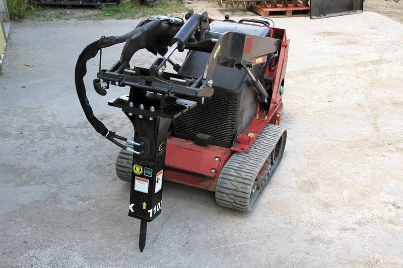 Big Break Mini Hydraulic Breaker-Starting @ $263/Month