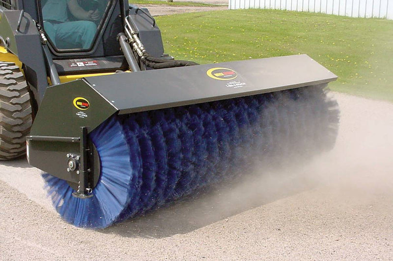 Quick Sweep-Commercial Power Angle Broom