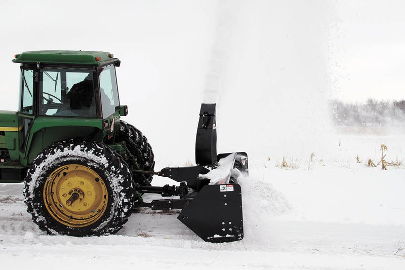 Quick Snow-Away RM 3-Point PTO Heavy-Duty Rear Mount Snowblower