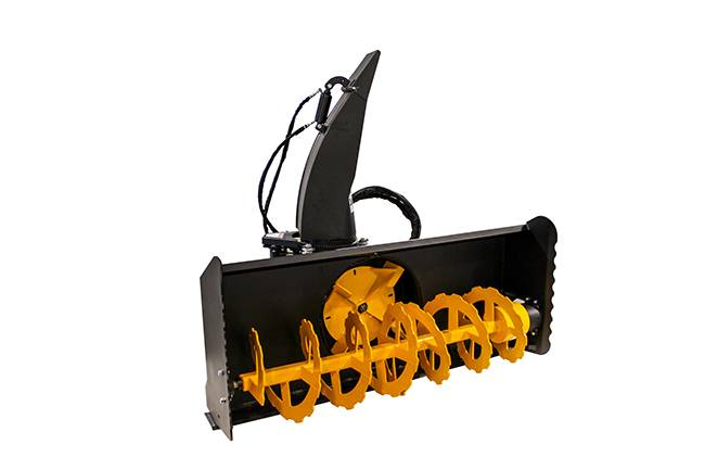 Quick Snow-Away 2420XL - Industrial High Flow Hydraulic Snowblower-Starting @ $408/Month