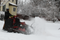 Quick Snow-Away Mini - Mini Hydraulic Snowblower