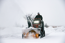 Quick Snow-Away Mini - Mini Hydraulic Snowblower-Starting @ $270/Month
