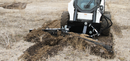 New 2020 Closeout - Quick Fill-n-Grade™ Trencher Filler Landscape Blade - SAVE