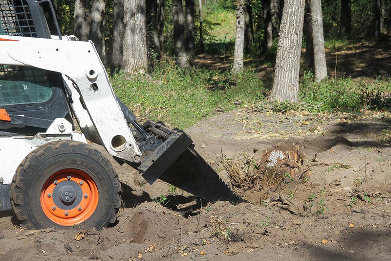 Mighty Dig-Industrial Stump Bucket-Starting @ $63/Month