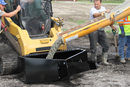 Mud Hopper Concrete Bucket